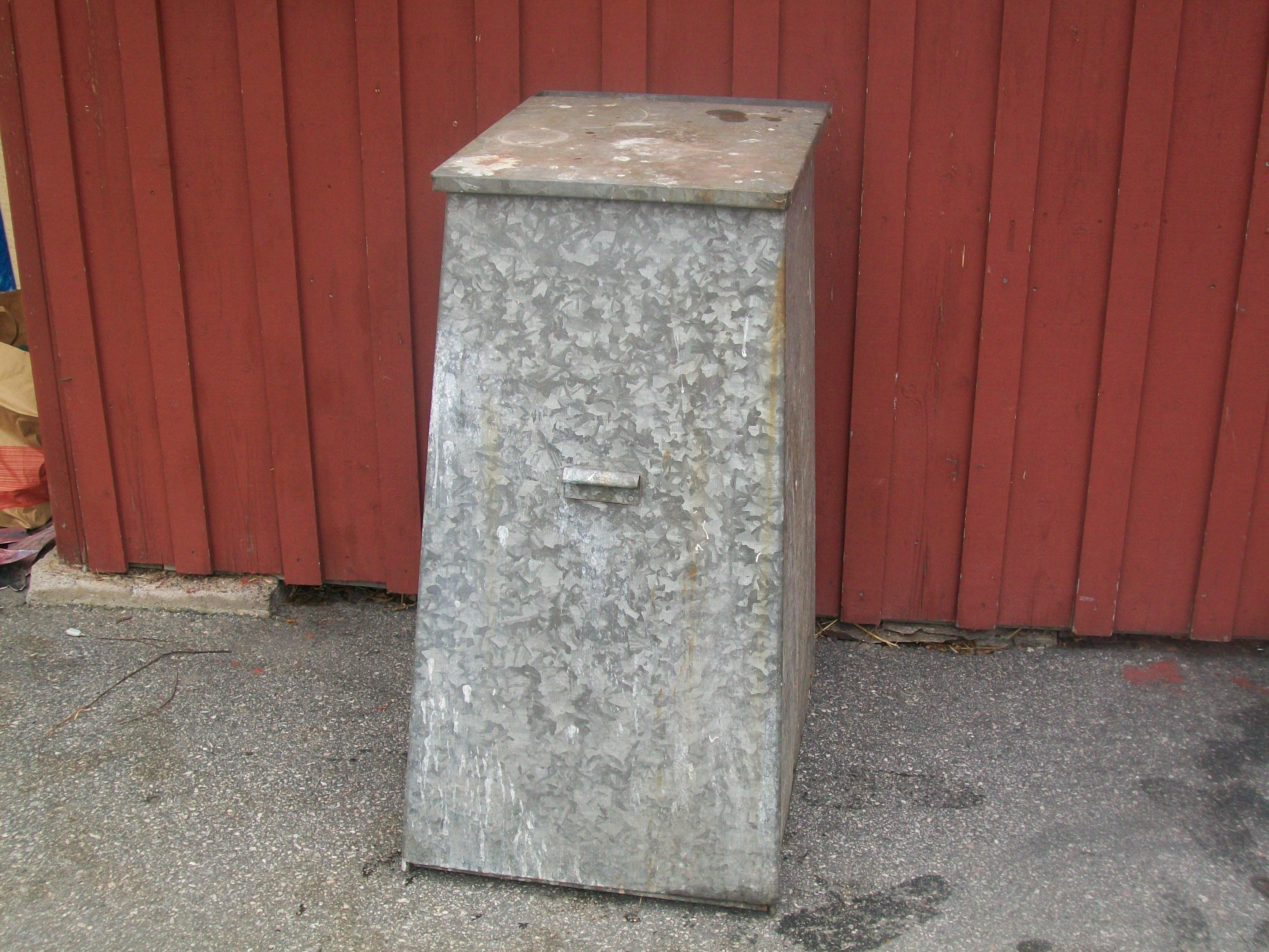Kända Soptunna | Älgå Sportklubb QS-43