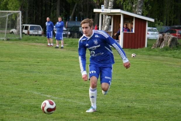 Henrik Magnusson avslutade målskyttet i den 89:e minuten då han satte 5-0.